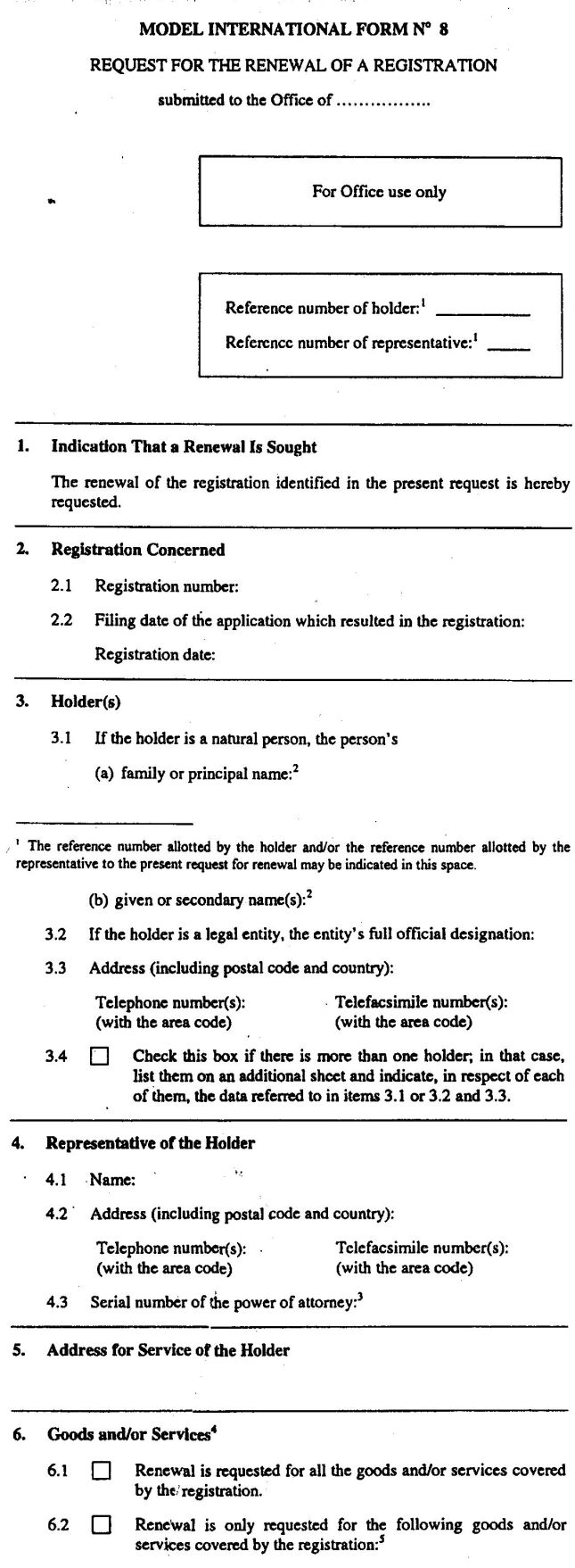 What legal address to indicate in registration documents 32